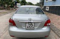 Cần bán gấp Toyota Vios E đời 2008, màu bạc giá 248 triệu tại Hải Phòng