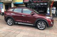Xe Hyundai Tucson 2.0 AT CRDi sản xuất năm 2018, màu đỏ số tự động giá 910 triệu tại Hà Nội