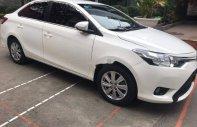 Cần bán lại xe Toyota Vios sản xuất 2018, màu trắng giá cạnh tranh giá 430 triệu tại Hải Phòng
