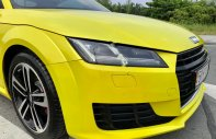 Bán Audi TT 2.0 TFSI năm 2016, màu vàng, nhập khẩu giá 1 tỷ 600 tr tại Tp.HCM