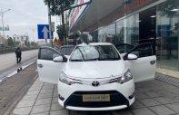 Bán Toyota Vios E AT đời 2017, màu trắng số tự động giá cạnh tranh giá 475 triệu tại Quảng Ninh