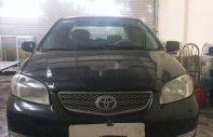 Bán Toyota Vios năm 2007, màu đen, nhập khẩu  giá 160 triệu tại Hải Phòng