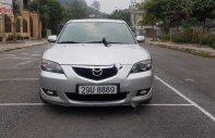 Xe Mazda 3 1.6 AT sản xuất năm 2004, màu bạc như mới, giá 265tr giá 265 triệu tại Thái Nguyên