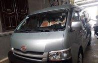 Cần bán lại xe Toyota Hiace đời 2010, màu bạc, xe nhập còn mới, giá chỉ 335 triệu giá 335 triệu tại Hà Tĩnh