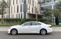 Bán Lexus LS 460 đời 2007, màu trắng, nhập khẩu giá 1 tỷ 60 tr tại Hà Nội