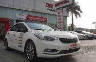Bán xe Kia K3 2.0AT năm 2015, màu trắng chính chủ giá cạnh tranh giá 502 triệu tại Hà Nội