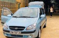 Cần bán xe Hyundai Getz 1.1 MT đời 2009, màu xanh lam, xe nhập, giá tốt giá 168 triệu tại Hà Nội