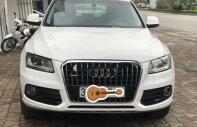 Bán ô tô Audi Q5 TFSI 2.0AT đời 2014, màu trắng, nhập khẩu giá 1 tỷ 240 tr tại Hà Nội