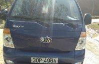 Bán Kia Bongo III 2006, màu xanh lam, nhập khẩu, xe gia đình   giá 145 triệu tại Cao Bằng