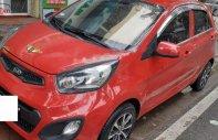 Bán Kia Morning Van 1.0 AT sản xuất năm 2013, màu đỏ, xe nhập, chính chủ  giá 235 triệu tại Hải Phòng