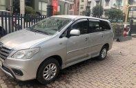 Cần bán Toyota Innova 2.0E năm sản xuất 2014, màu bạc, giá tốt giá 439 triệu tại Hà Nội
