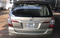 Bán Toyota Innova sản xuất năm 2014, màu vàng giá 465 triệu tại Đồng Nai
