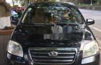 Bán Daewoo Gentra đời 2008, màu đen xe gia đình giá 150 triệu tại Hòa Bình