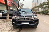 Bán Toyota Land Cruiser V8 sản xuất 2016, màu đen, nhập khẩu   giá 5 tỷ 450 tr tại Hà Nội