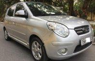 Cần bán lại xe Kia Morning MT đời 2010, màu bạc số sàn giá 151 triệu tại Hải Phòng
