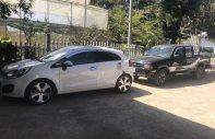 Bán ô tô Kia Rio sản xuất năm 2014, màu trắng, xe nhập như mới, giá tốt giá 420 triệu tại Lâm Đồng
