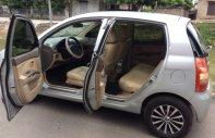 Cần bán Kia Morning năm 2004, màu bạc, xe nhập số sàn giá 135 triệu tại Hà Nội