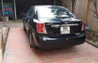 Bán Daewoo Lacetti EX 1.6 MT sản xuất năm 2004, màu đen, giá tốt giá 164 triệu tại Hà Nội