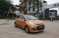 Cần bán lại xe Hyundai Grand i10 1.2 AT năm 2016, nhập khẩu số tự động giá 368 triệu tại Hà Nội