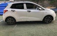 Bán xe Hyundai Grand i10 năm 2015, màu trắng, nhập khẩu nguyên chiếc chính chủ giá 258 triệu tại Hà Nội