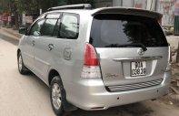 Bán Toyota Innova sản xuất năm 2009, ĐK 2009, màu bạc  giá 295 triệu tại Hà Nội