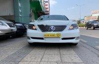 Bán ô tô Lexus LS đời 2007, màu trắng, nhập khẩu giá 1 tỷ 480 tr tại Tp.HCM