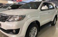 Cần bán lại xe Toyota Fortuner 2.7V 4x2 AT đời 2012, màu trắng như mới, giá 610tr giá 610 triệu tại Tp.HCM