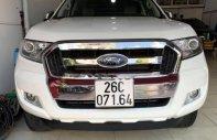 Bán xe Ford Ranger XLT 2.2L 4x4 MT 2017, màu trắng, nhập khẩu, số sàn giá 520 triệu tại Sơn La