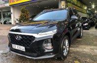 Bán xe cũ Hyundai Santa Fe 2.2L đời 2019, màu đen giá 1 tỷ 99 tr tại Hà Nội