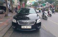 Bán xe Toyota Camry 2.4G  AT sản xuất năm 2011, màu đen giá 570 triệu tại Hà Nội