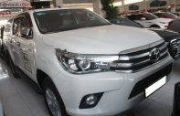 Bán Toyota Hilux 2.8G 4x4 AT sản xuất 2016, màu trắng, nhập khẩu nguyên chiếc   giá 740 triệu tại Tp.HCM