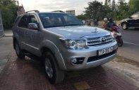 Cần bán lại xe Toyota Fortuner đời 2011, màu bạc chính chủ, giá tốt giá 580 triệu tại Bình Định