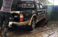 Cần bán gấp Ford Ranger 2002, màu đen giá 140 triệu tại Vĩnh Phúc