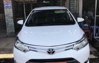 Cần bán xe Toyota Vios đời 2017, màu trắng, số sàn, máy xăng giá 410 triệu tại Tp.HCM