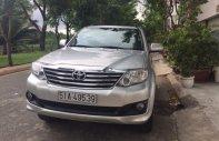 Bán ô tô Toyota Fortuner năm sản xuất 2013, màu bạc xe gia đình giá 580 triệu tại Hà Nội