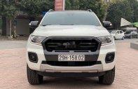 Cần bán gấp Ford Ranger 2.0 Bi-turbo năm 2018, màu trắng, nhập khẩu nguyên chiếc như mới, giá 858tr giá 858 triệu tại Hà Nội