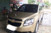Bán Chevrolet Orlando LTZ 1.8 AT sản xuất 2013, màu ghi vàng giá 299 triệu tại Quảng Bình