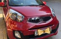 Bán xe cũ Kia Morning đời 2015, màu đỏ giá 255 triệu tại Thanh Hóa