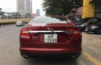Bán Jaguar XF 2.0 đời 2014, màu đỏ, nhập khẩu, chính chủ giá 1 tỷ 260 tr tại Hà Nội