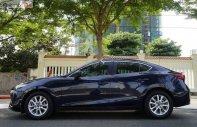 Cần bán xe Mazda 3 1.5 AT đời 2018, màu xanh lam, chính chủ giá 626 triệu tại Tp.HCM