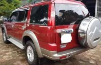 Cần bán Ford Everest sản xuất năm 2007, màu đỏ giá 280 triệu tại Quảng Ninh