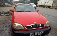 Bán xe cũ Daewoo Lanos đời 2001, màu đỏ giá 44 triệu tại Hà Nội