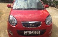 Cần bán Kia Morning năm sản xuất 2011, màu đỏ giá 230 triệu tại Đà Nẵng