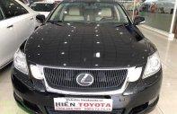 Cần bán lại xe Lexus GS 3.5L sản xuất 2010, màu đen, nhập khẩu như mới, giá tốt giá 730 triệu tại Tp.HCM