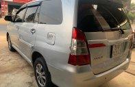 Bán xe Toyota Innova E đời 2013, màu bạc, giá cạnh tranh giá 398 triệu tại Lâm Đồng