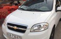 Cần bán Chevrolet Aveo đời 2012, màu trắng xe gia đình, 205 triệu giá 205 triệu tại Đồng Nai