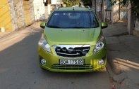 Bán Daewoo Matiz Groove 1.0 AT năm sản xuất 2009, màu vàng, nhập khẩu nguyên chiếc, giá tốt giá 212 triệu tại Đồng Nai