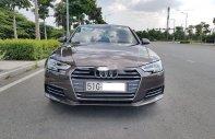 Cần bán gấp Audi A4 2016, màu nâu, xe nhập giá 1 tỷ 370 tr tại Tp.HCM