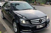 Cần bán gấp Mercedes C250 sản xuất 2011, màu đen giá 630 triệu tại Hà Nội