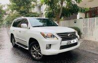 Cần bán Lexus LX 570 sản xuất 2009, màu trắng, xe nhập giá 2 tỷ 550 tr tại Hà Nội